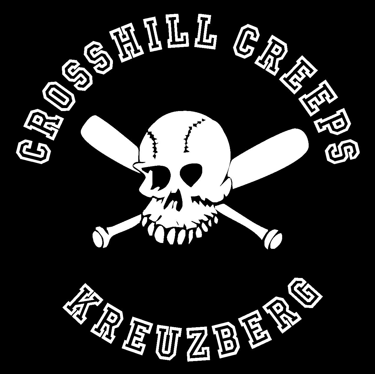 Crosshill Creeps White